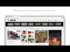Pinterest a annoncé le 11 juin 2014 son prochain guide de recherche.. Patientons !