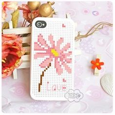 KEC DIY iPhone 4 Case Cross Stitch Case, Sunflower, P4004-2 by KEC, http://www.amazon.com/dp/B007VLEQFQ/ref=cm_sw_r_pi_dp_dhMMpb1ZH9351