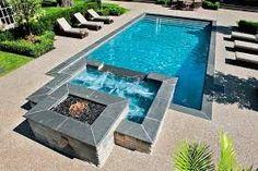hot tub pool combo - Google Search