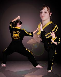 How to Sponsor a Successful Martial Arts Photo Shoot.