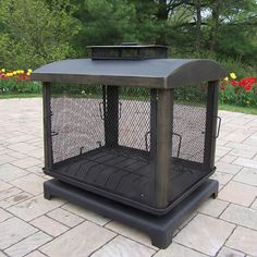 Aspen Style Outdoor Fire Place   WoodlandDirect.com: Outdoor Fireplaces: Fire Pits - Wood