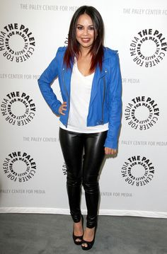 Janel Parrish At The Paley Center