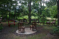 TREES CAFE Garden Outdoor Furniture Sets, Outdoor Decor, Trees, Patio, Garden, Home Decor, Garten, Decoration Home, Room Decor