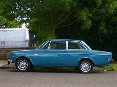 Volvo 142 | US-version (1969)