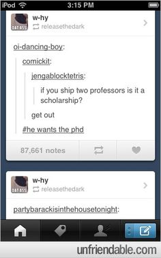 Shipping two professors