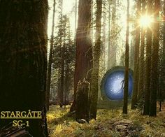 Beautiful picture of a stargate