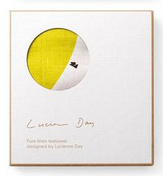lucien day packaging : diecut for gift boxes