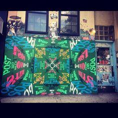 Post No Bills L.E.S. NYC | A CHAO DESIGN travels #mimpilivelove
