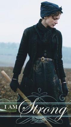 Carey Mulligan  From : Far from the Madding Crowd - 2015  Characters : Bathsheba Everdene