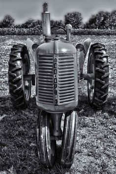 CO-OP Tractor .  Made by Blue Maple Photography