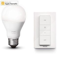 Philips Hue White Wireless Dimming Kit - LED Leuchtmittel...