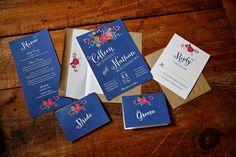 Marie Labbancz Photography | Kristin Rockhill Floral |  Invitations: April Lynn Designs | Reverie Gallery Wedding Blog