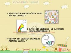 çocuklarda yaratıcı düşünme,çocuklarda hayal gücü gelişimi, (6) | Evimin Altın Topu Baby Songs, Kids Songs, Science Education, Kids Education, School Teacher, Pre School, Stem Challenges, Question Mark, Creative Thinking
