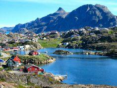 Nuuke, Greenland