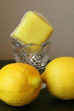 Luscious Lemon Petit Four Gift Box (8 piece). $16.00, via Etsy.