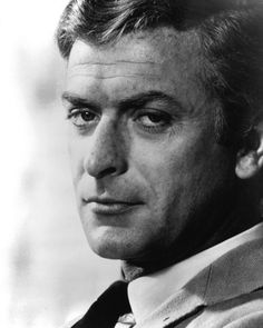 Michael Caine-Only now do I see that he was handsome, never could see it in years past sort of like JFK, took me a while with him, too.