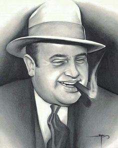 Al Capone Artwork