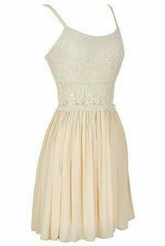 I think this would be a really cute 8th graduation dress. You could buy a belt for a pop of color.