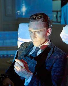 Tom Hiddleston. #Jaguar  #GoodToBeBad