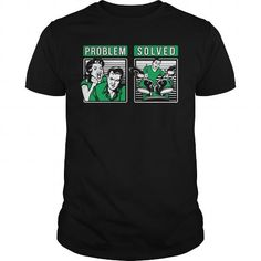 Drumming Problem Solved T-Shirts & Hoodies