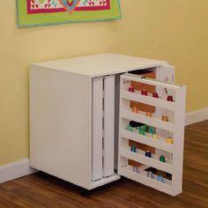 Arrow Mod Squad Model 2031 Modular Thread Storage Cabinet - Sew Vac Direct