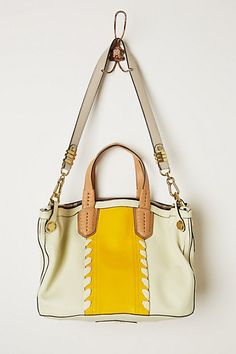 [CRAFT+DESIGN] Luna Plaited Satchel - anthropologie.com