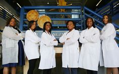 Female students in the FAMU – Florida State University (FSU) College of Engineering are making moves in a field often dominated by their male counterparts. There are currently six women earning their Ph.D.'s through the College's Title III Program.