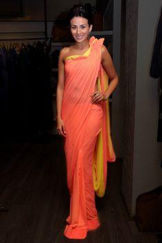 Vogue's Best Dressed 2012 Indian ethnic