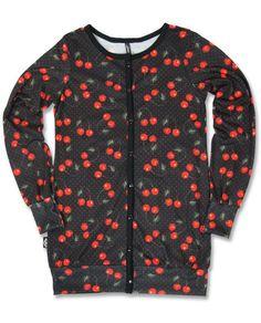 Liquor Brand Damen CHERRIES Cardigans.Rockabilly.Pin up,Tattoo,Custom Style