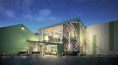 The World's Largest Indoor Vertical Farm Is Being Built in New Jersey