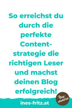 Content strategy: More customers through unique content – Ines Fritz - Finanzen Marketing Trends, Content Marketing, Affiliate Marketing, Office Organisation, Fritz, Business Inspiration, Instagram Tips, Unique, Competitor Analysis