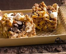 Rocky Road Squares