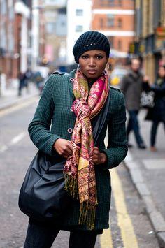 London Street Style – Rare Groove