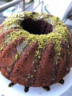 Chocolate Cake with Walnut # cevizliçikolatalıkek the the Chocolate Cake with Walnut # cevizliçikolatalıkek the the