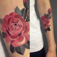 "Tatuagem feita por <a href=""http://instagram.com/sashaunisex"">@sashaunisex</a>!"