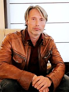 Mads Mikkelsen Defense Squad™, Bryan actually thought it more important to praise...