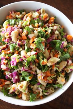 pack your lunch: chopped salad