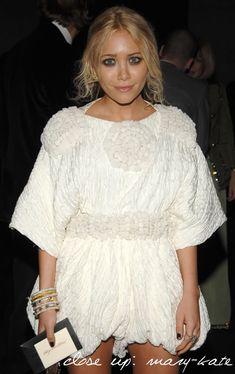 Mary-Kate Olsen..