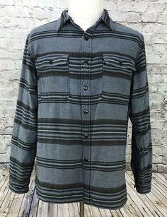 61ecd93c2de Details about RRL Ralph Lauren Men s Blanket Striped Southwest Cotton Wool  Work Shirt XL  395