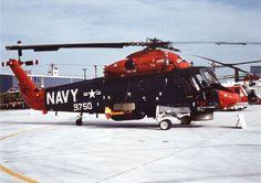 Kaman SH-2F Seasprite, 149750 in 1981