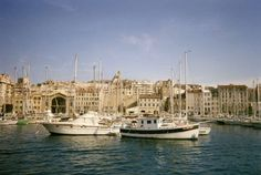 Marseille Harbour   by bestfor / richard