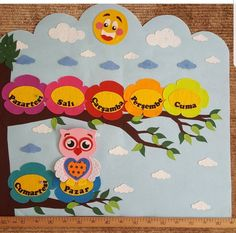 Classroom Board, Preschool Classroom, Preschool Crafts, Classroom Decor, Animal Costumes Diy, Diy And Crafts, Crafts For Kids, Birthday Charts, Class Displays