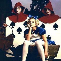 Alice au pays de la déprime