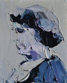 "Saatchi Art Artist: Clara Adolphs; Oil Painting ""..."""