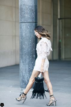 Aimee Song by Claire Guillon - CGstreetstyle