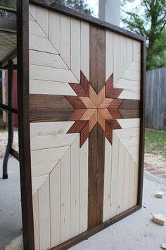 EasterEaster DecorWooden CrossModern Wood ArtWood Wall