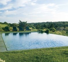 Wouldn't you love to dive into this pool? #relaxing