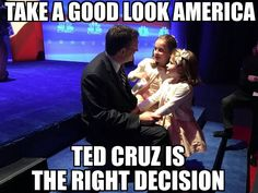 TED CRUZ FOR PRESIDENT!
