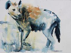 learning hyena