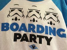 Star Wars Day at Sea shirt
